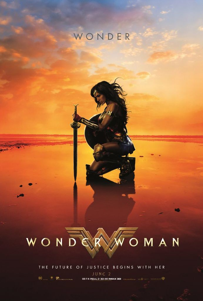 Wonder Womanのポスター