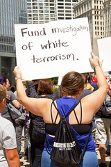 Solidarity with Charlottesville Vigil Chicago 8-13-17 2973
