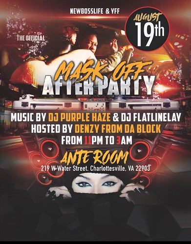 Future After Party with Purple Haze and Flatline 8_19_17