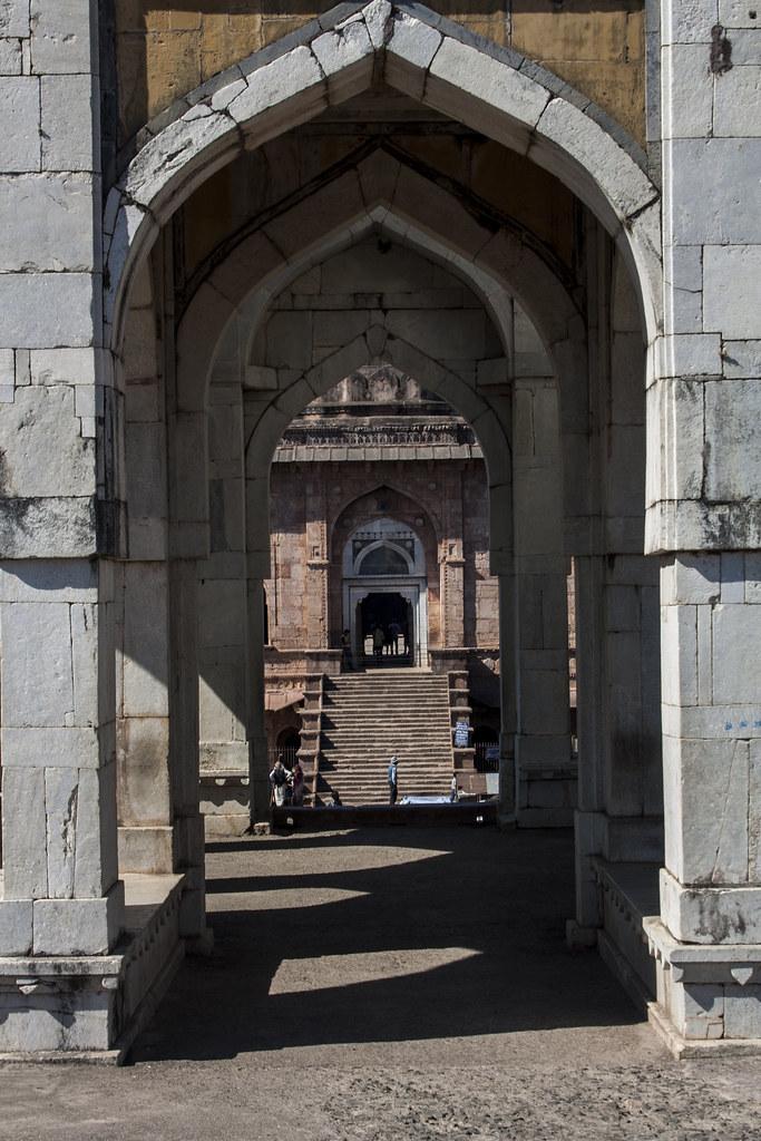 Asharfi Mahal in Mandu, Madhya Pradesh, India