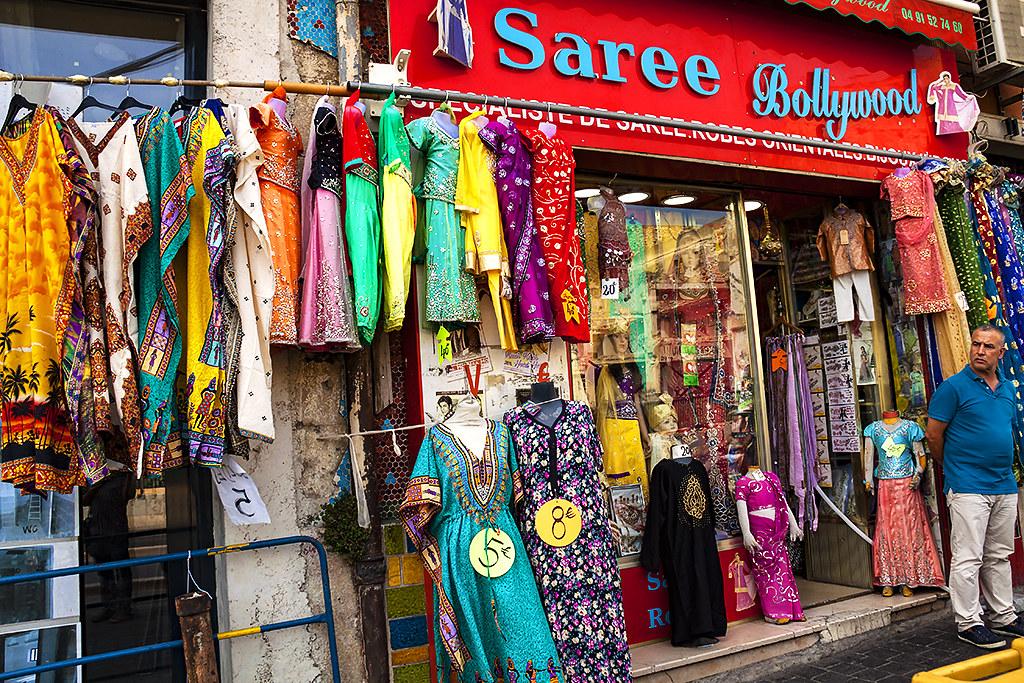 Saree Bollywood--Marseille