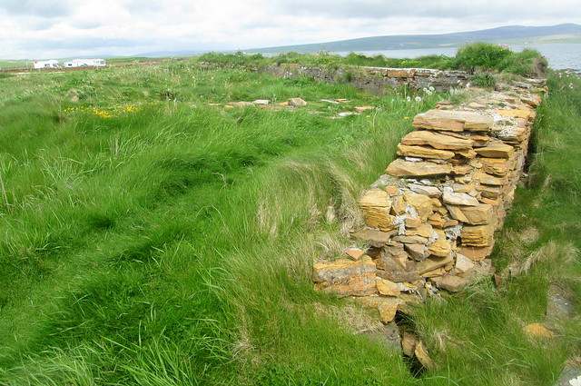 Site of Volunteers Battery, Stromness