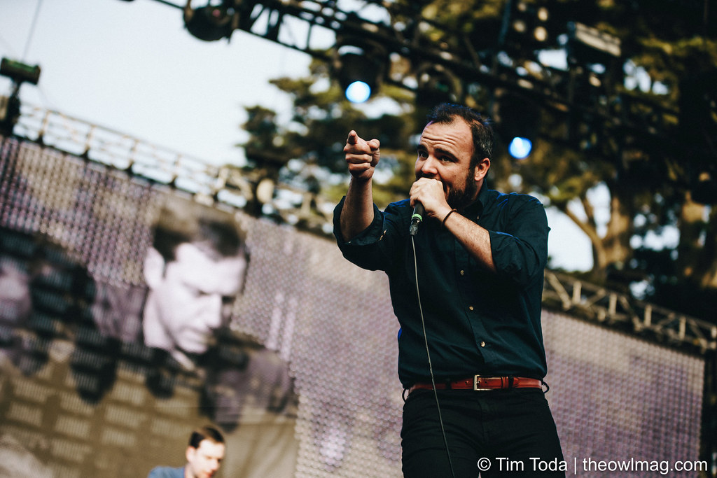 Future Islands - DAY 1 - OSL 8-11-17-2