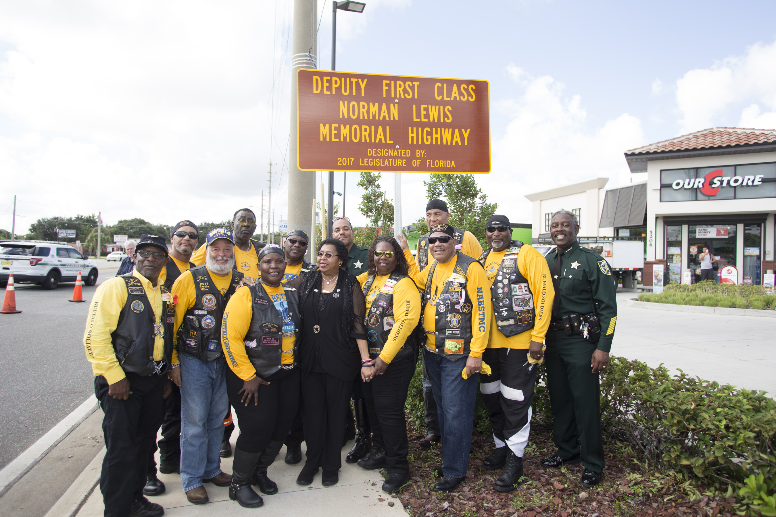 Road Designations Honor the Legacies of Orlando Police ...