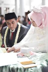 The Wedding: Akad