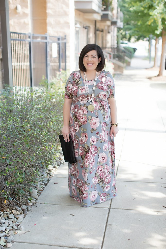 Floral Maxi Dress-@headtotoechic-Head to Toe Chic
