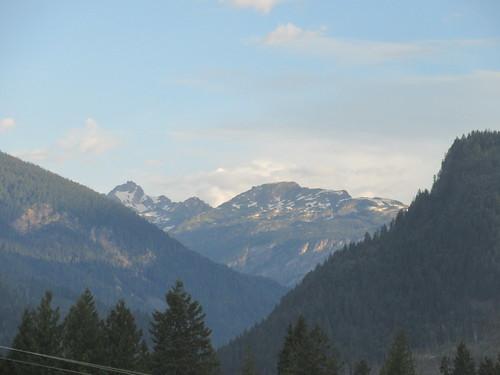 mountain revelstoke bc british columbia canada