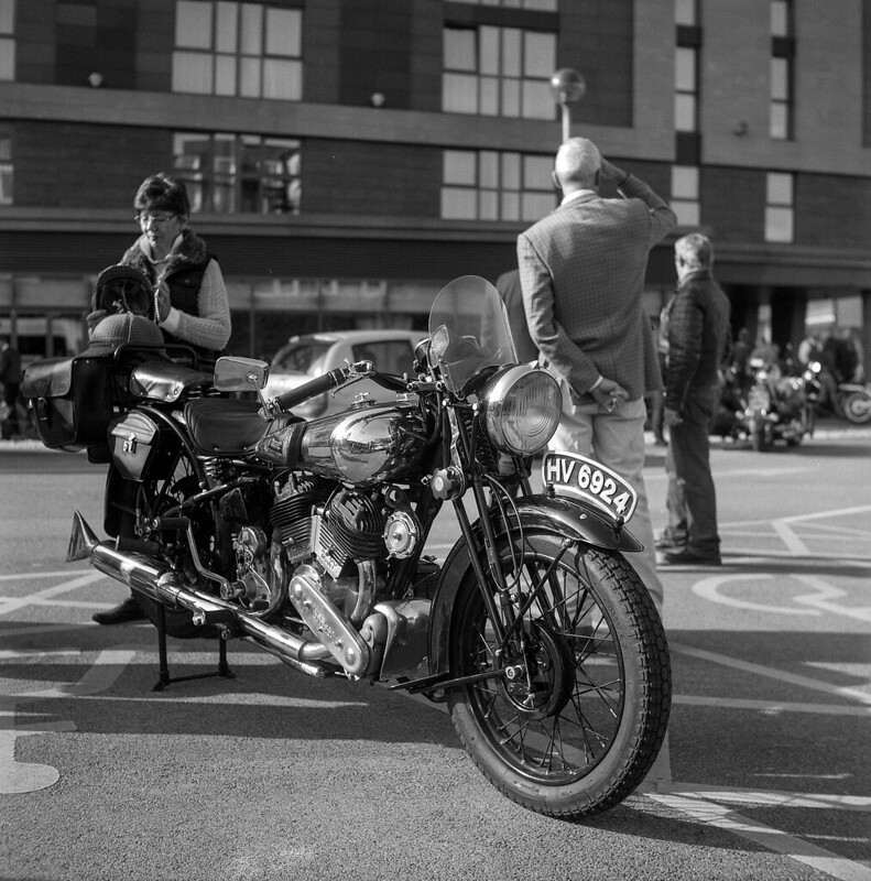 FILM - Distinguished Gentleman's Ride, Sheffield 2017-3