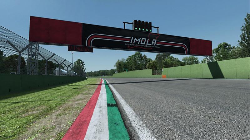 Autodromo Enzo e Dino Ferrari coming to RaceRoom
