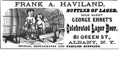 Frank Haviland  81 Green st  1877