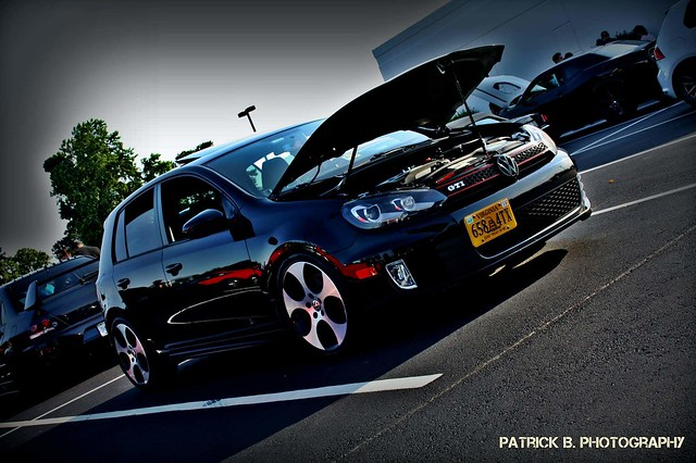 ECS News VW MKV GTI ECS Carbon Fiber Fender Flares t