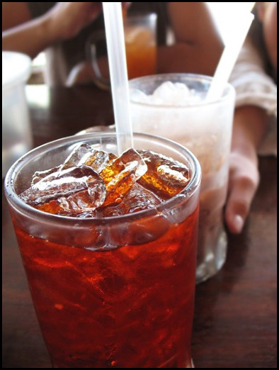 Uptown Restaurant - Iced Tea