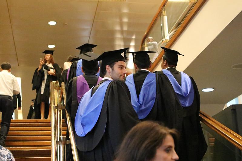 2017 UCL Institute of Education graduation