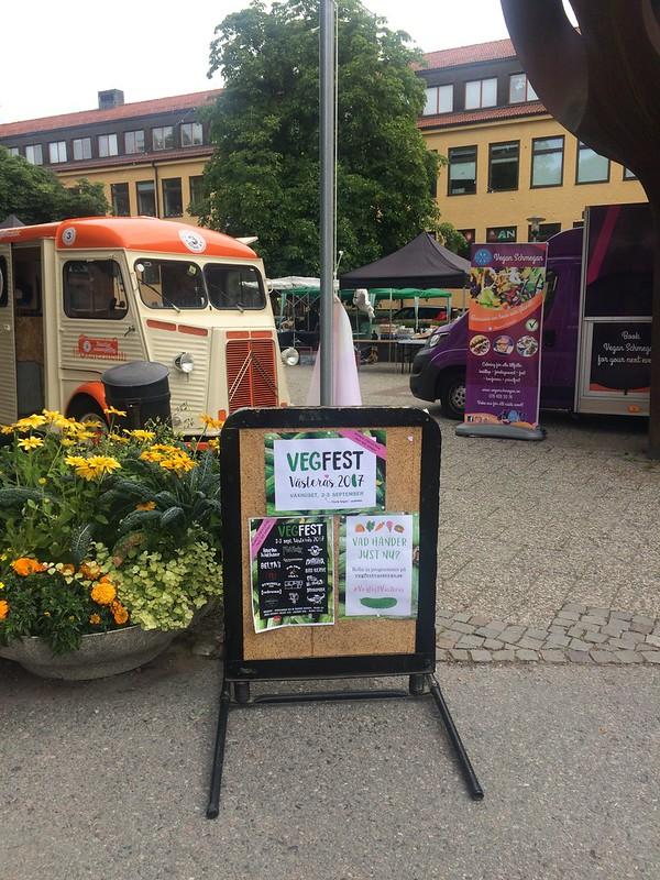 Vegfest i Västerås