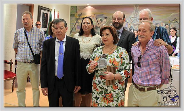 #BriviescaFiestas17 Recepción en el Ayuntamiento y canto popular del Himno a Briviesca (3)