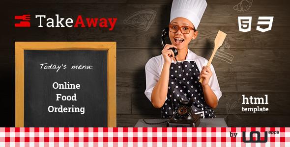TakeAway v1.0 – Restaurant & Online Food Ordering