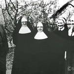 1960 Schwestern mit Dr