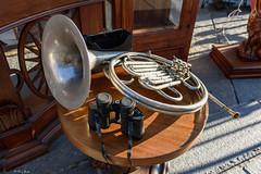 il trombone e il binocolo