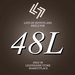 ONLY 48L - IN OUR MARKETPLACE