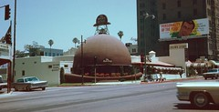 Brown Derby Restaurant - 1965