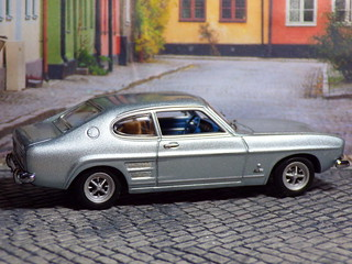 Ford Capri - 1969 - Minichamps