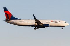 N3753 Delta Air Lines B737-832(WL) (LAX)