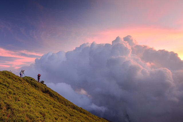Mountain Hehuan 合歡山