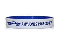 Halo Bracelets Remembrance Memorial Bracelets | Customized Wristbands