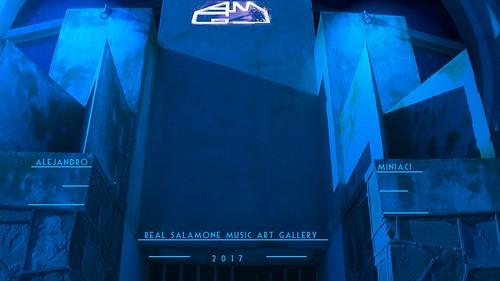 FRANCISCO SALAMONE MUSIC ART GALLERY SALDUNGARAY