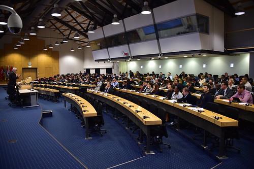 PASS 17-15 Participants Learn about the European Union
