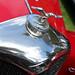 British Riley Motors Hood Ornament