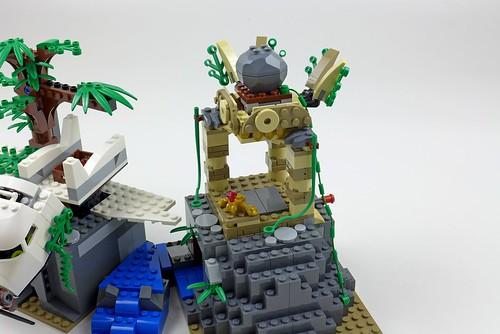 LEGO City Jungle 60161 Jungle Exploration Site 79