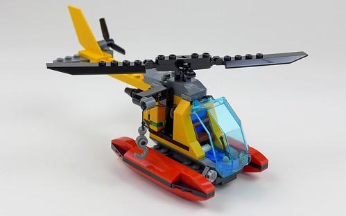 LEGO City Jungle 60161 Jungle Exploration Site 52