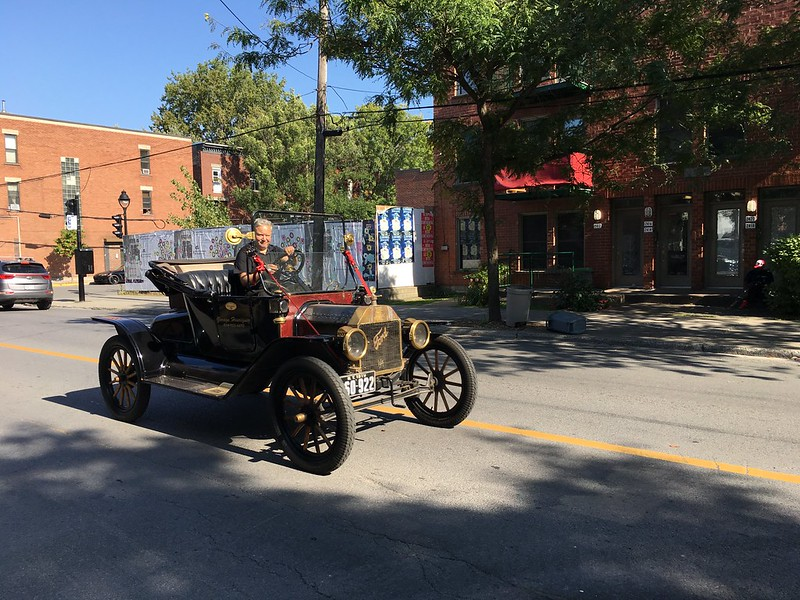Old Ford on Centre street