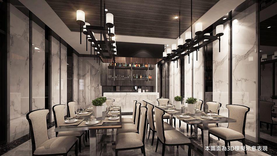 20170603 興築建設八里案 宴會廳