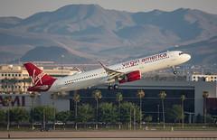 Virgin America - Airbus A321-253N - N922VA