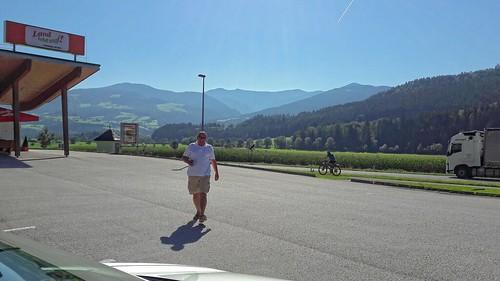 Landschaft - Unterwegs in Österreich