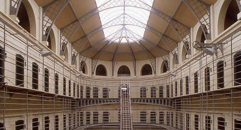 Dublin bezienswaardigheden: Kilmainham Gaol | Mooistestedentrips.nl