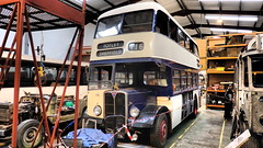 Restoring an Iconic Sheffield Bus.