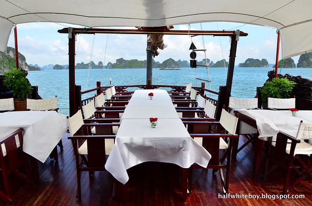 halfwhiteboy - halong bay cruise 16