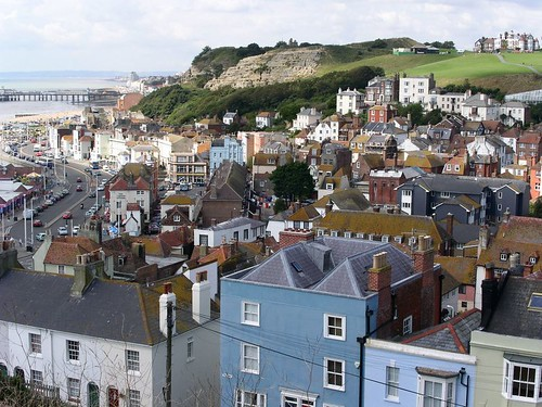 Hastings Old Town