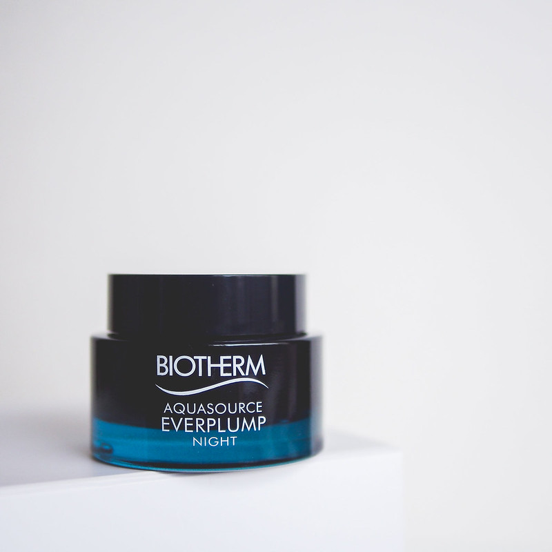 BIOTHERM- AquaSource Ever Plump Night Review