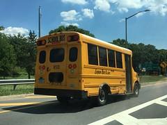 Logan Bus Co Inc. #851D