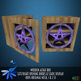 ZcZ Altar Box