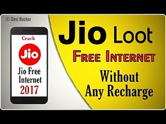 [LOOT] Jio Unlimited Free Internet Trick Without Any Recharge [1st On Youtube]
