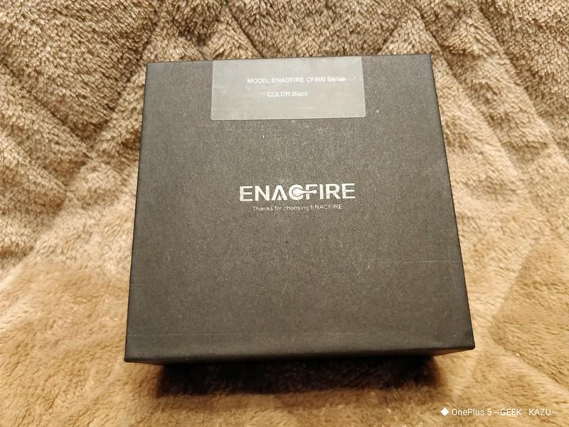 EnacFire bluetooth イヤホン レビュー01