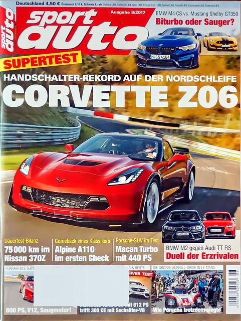Image of sport auto 8/2017