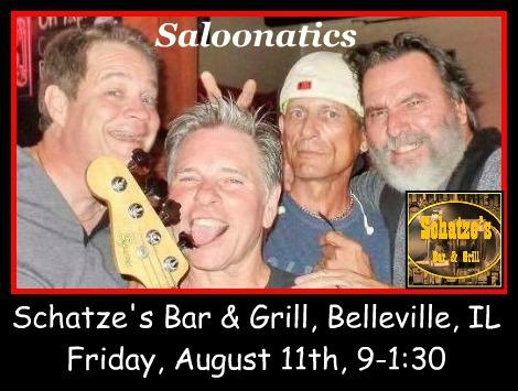 Saloonatics 8-11-17