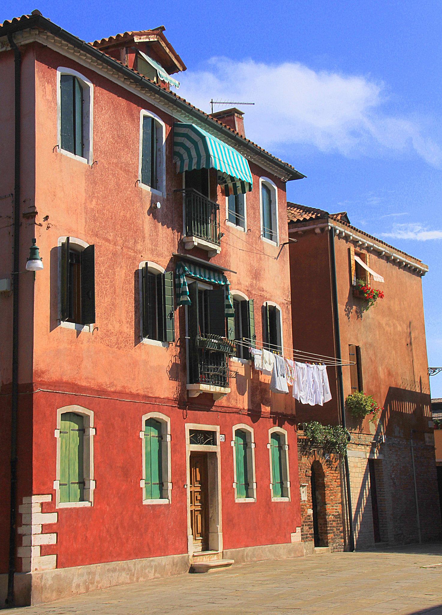 The small community of Murano