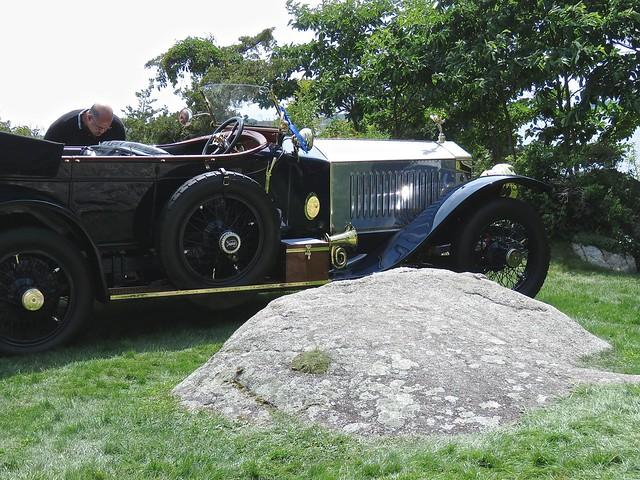1914 Rolls Royce Silver Ghost Misselwood 39
